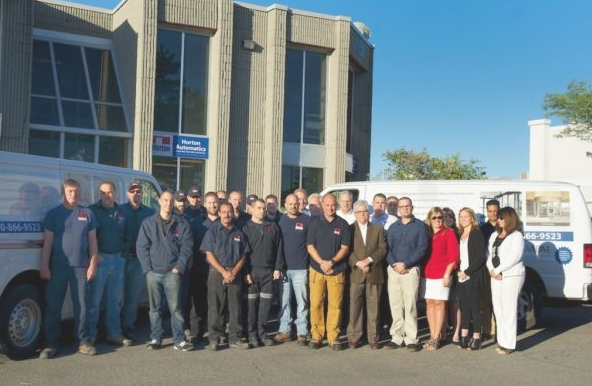 Automatic Door Enterprises Team