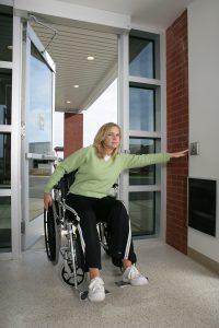 Swing Doors for handicap Ontario
