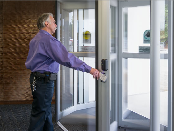 Automatic Door Accessories