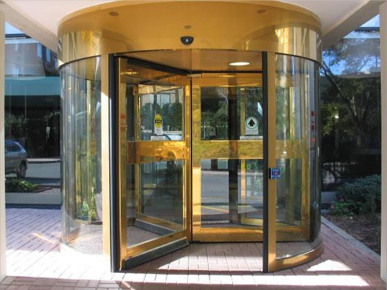 Revolving Door System Ontario
