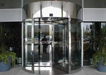 Automatic Revolving Door Ontario
