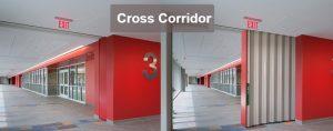 Won-Door Cross Corridor