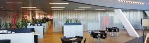 Won-Door Office Space
